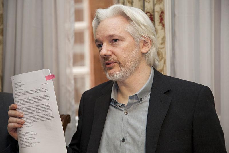 """Ekstradycja Assange'a kontynuowana, """"Chcą go zabić!"""""""