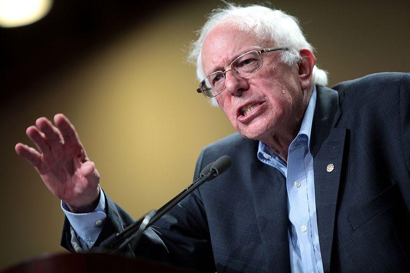 Sanders oficjalnie popiera kandydaturę Bidena