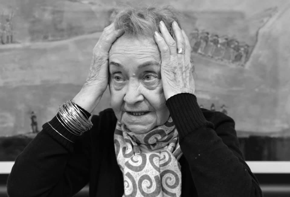 Nieżyje Maria Stangret-Kantor