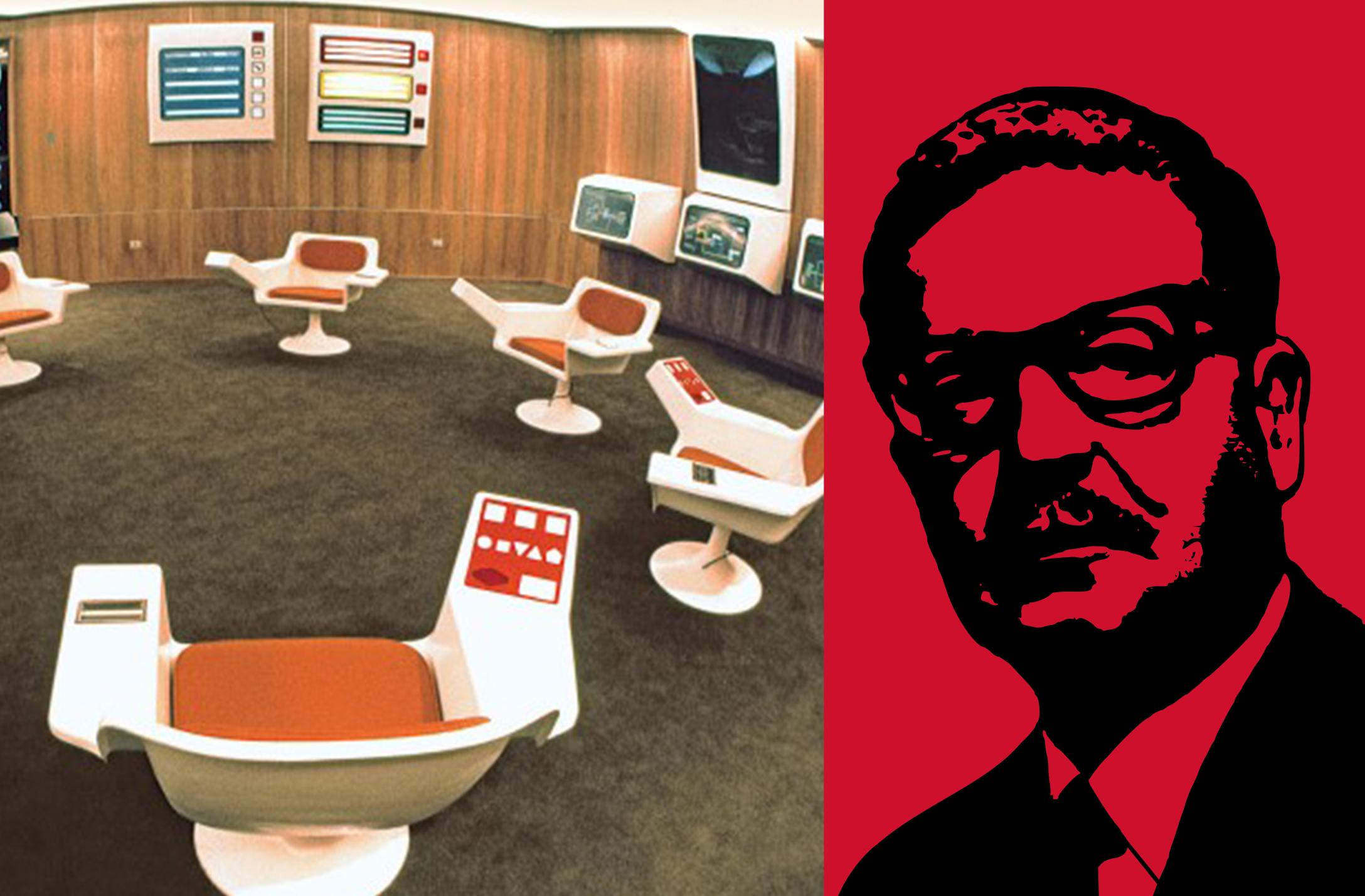 Zapomniana utopia Salvadora Allende