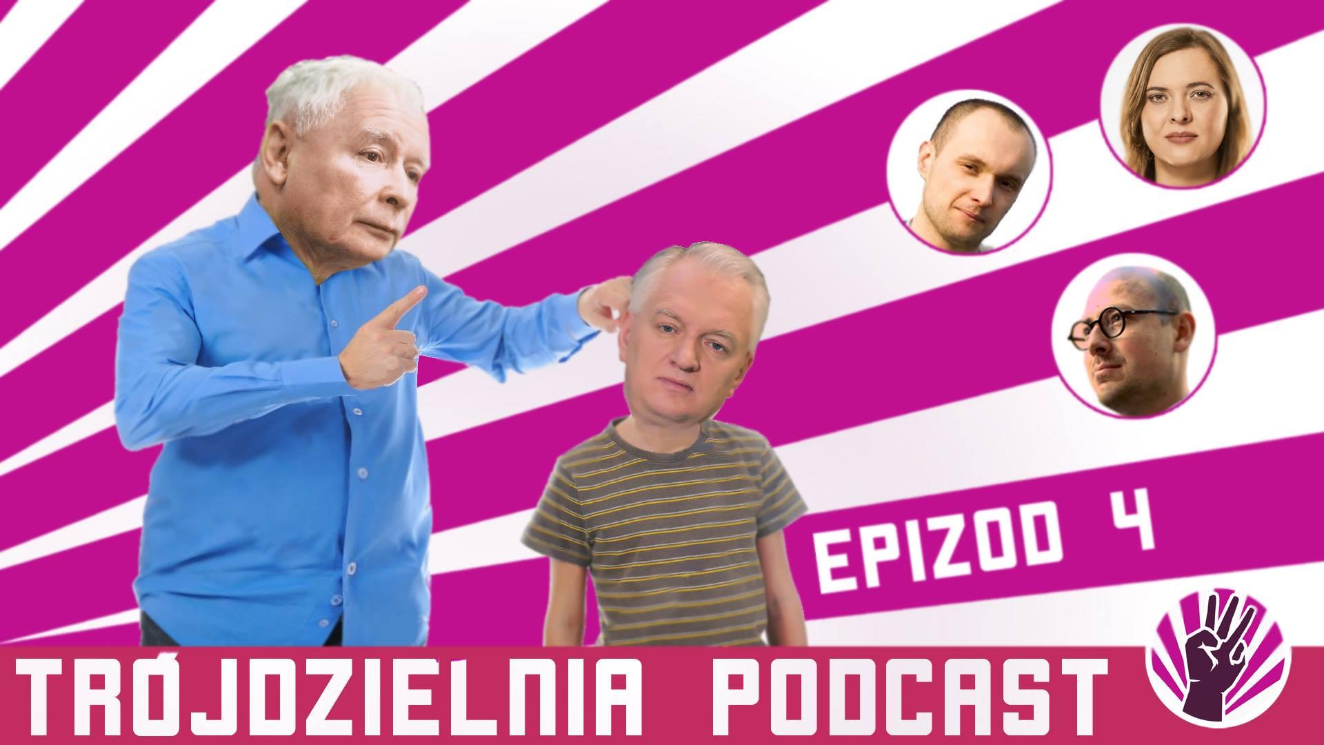 Trójdzielnia Podcast Polityczny #4 – szarża Gowina kontra rzeczywistość