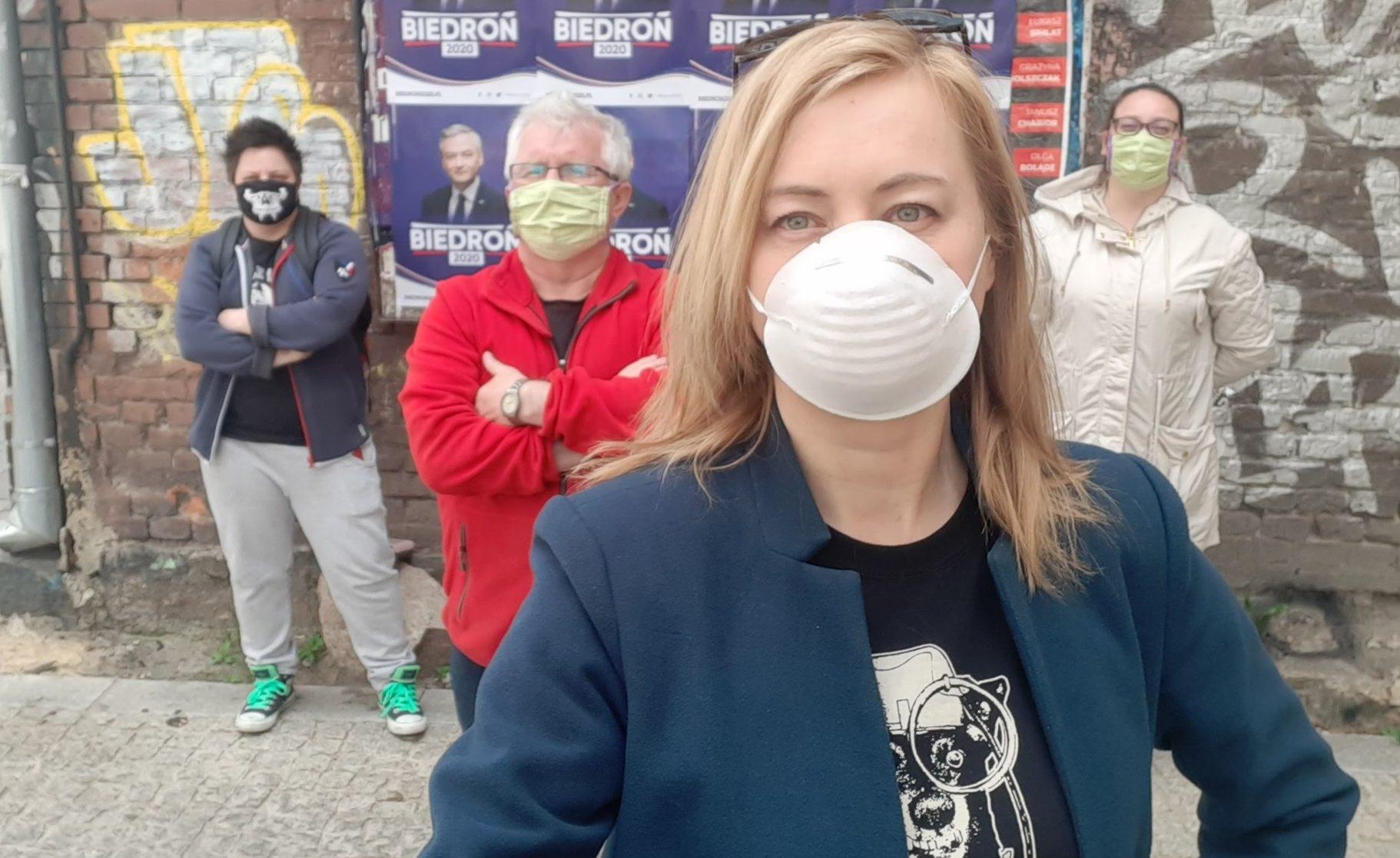 Hanna Gill-Piątek do Korwina-Mikke: Tak samo zginęli Adamowicz i Narutowicz