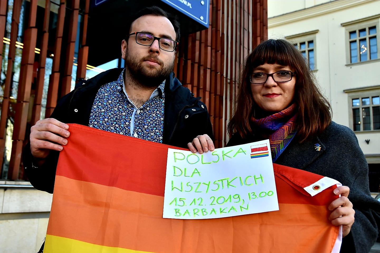 Krucjata Ordo Iuris przeciw aktywistom LGBT