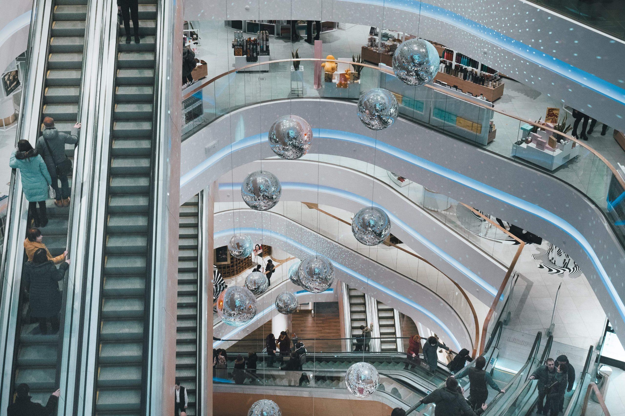 Galerie handlowe już otwarte