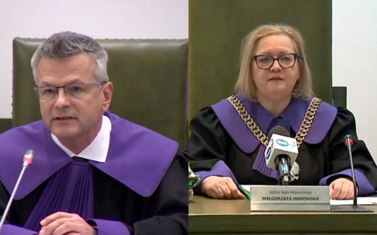 Sędziowie Sądu Najwyższego: jeśli prezydent powoła I prezesa, złamie Konstytucję