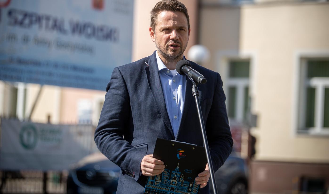 Rafał Trzaskowski nowym kandydatem Platformy Obywatelskiej
