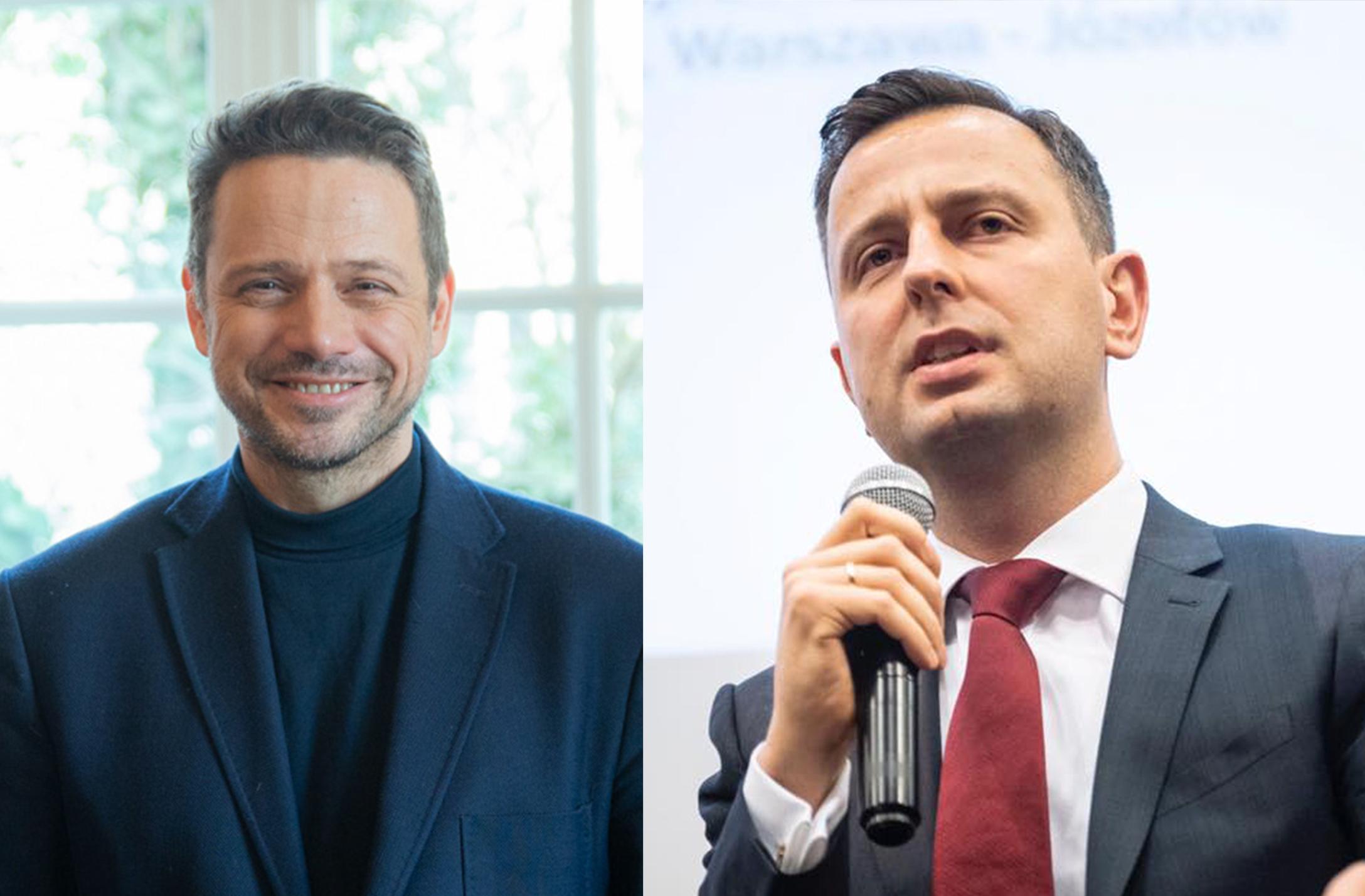 """CzyTVN przesadził? Kosiniak-Kamysz ostro komentuje: """"Trzaskowski jest odświtu donocy wTVN"""""""