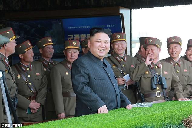 Kim Dzong Un zamraża stosunki zKoreą Południową