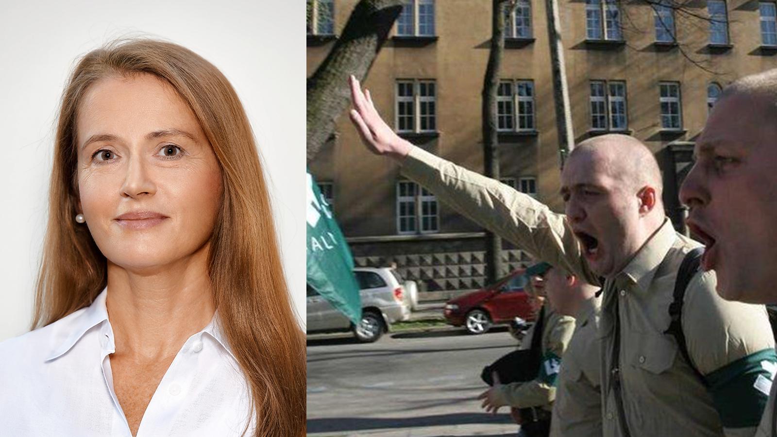 Jaruzelska będzie na liście obok neofaszystów. Trafi do 'Brunatnej Księgi'