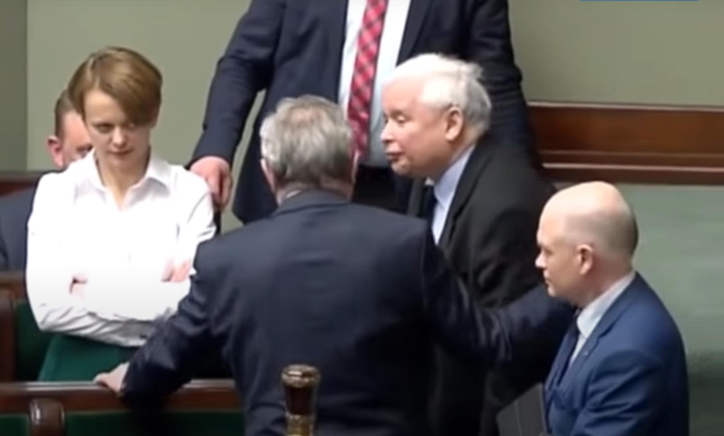 """Awantura w Sejmie. Kaczyński do opozycji: """"chamska hołota"""""""
