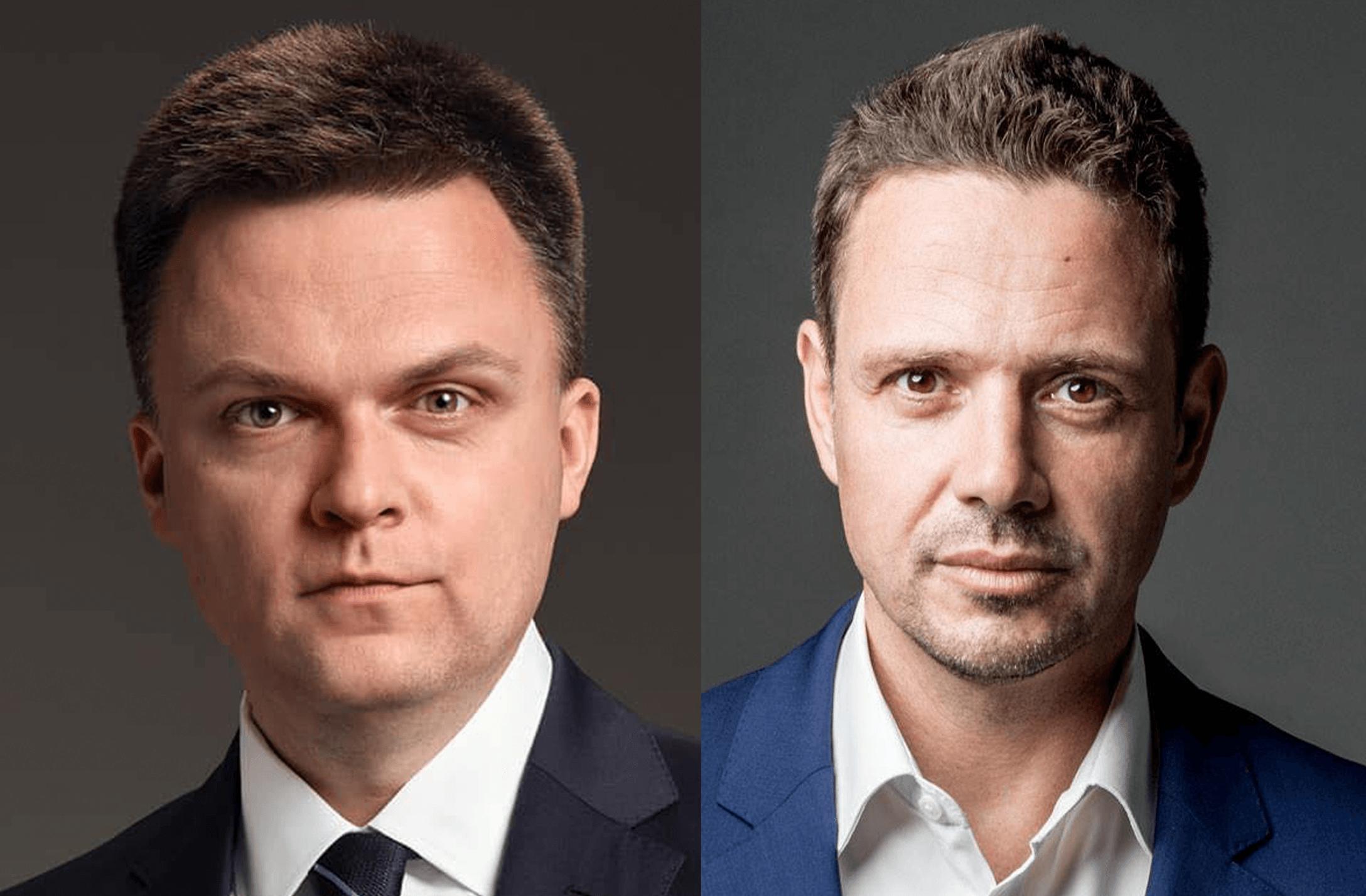 Agregat sondaży: Hołownia od tygodni traci, Trzaskowski na fali