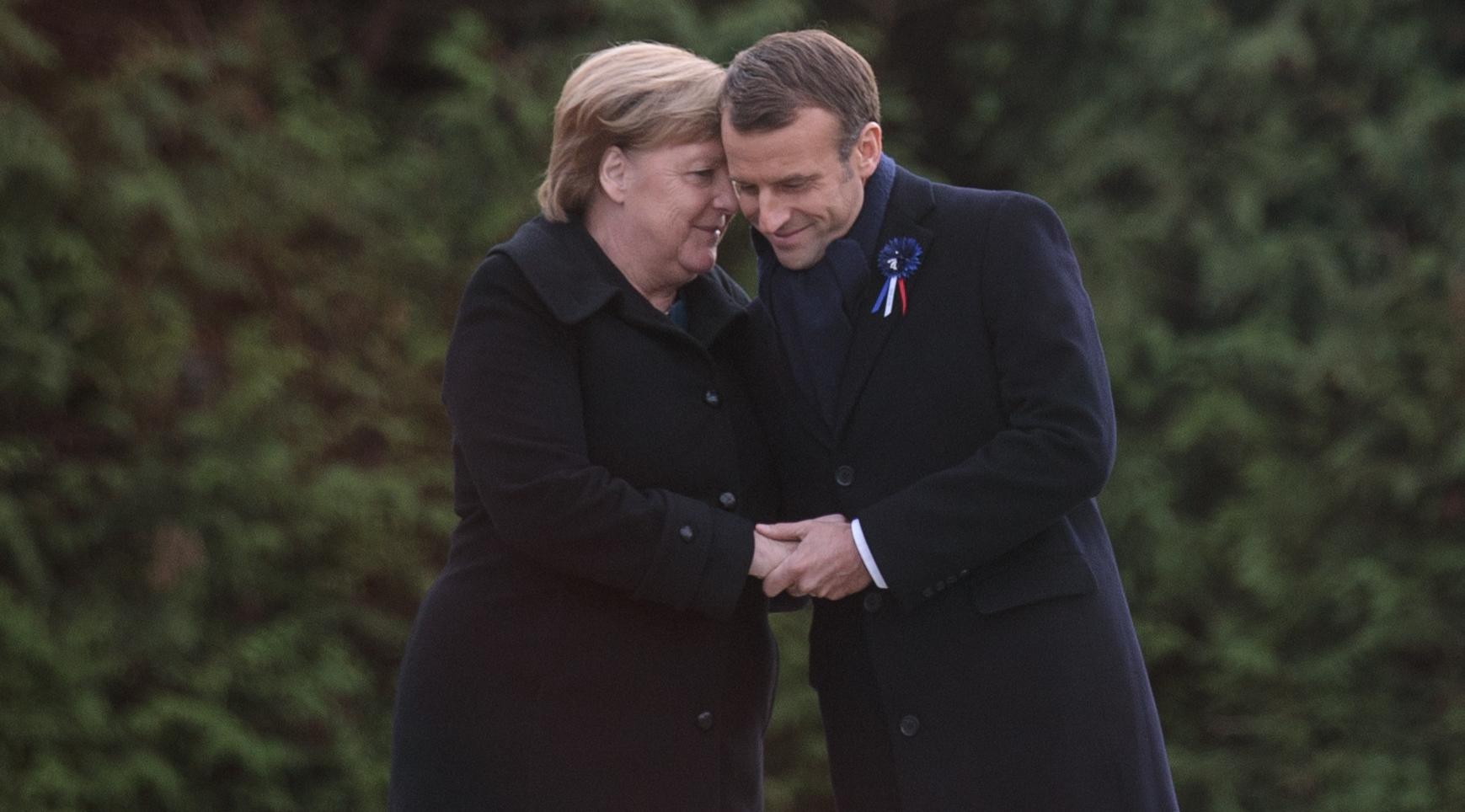 Merkel i Macron nie uratują UE. Mogłaby to zrobić lewica