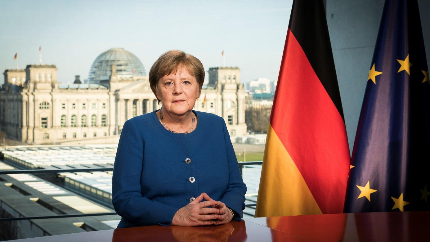 Berlin przejmuje stery w UE