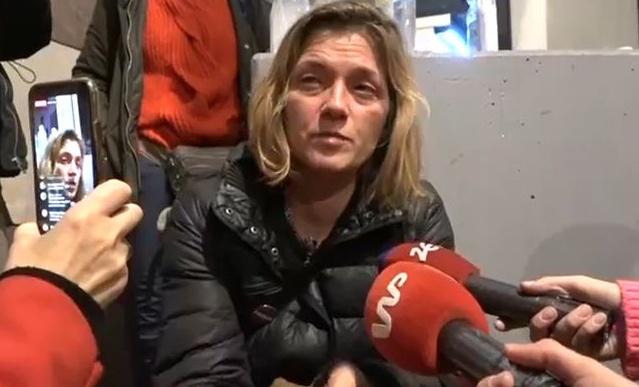 Posłanka Lewicy Magda Biejat potraktowana gazem naStrajku Kobiet [FILM]
