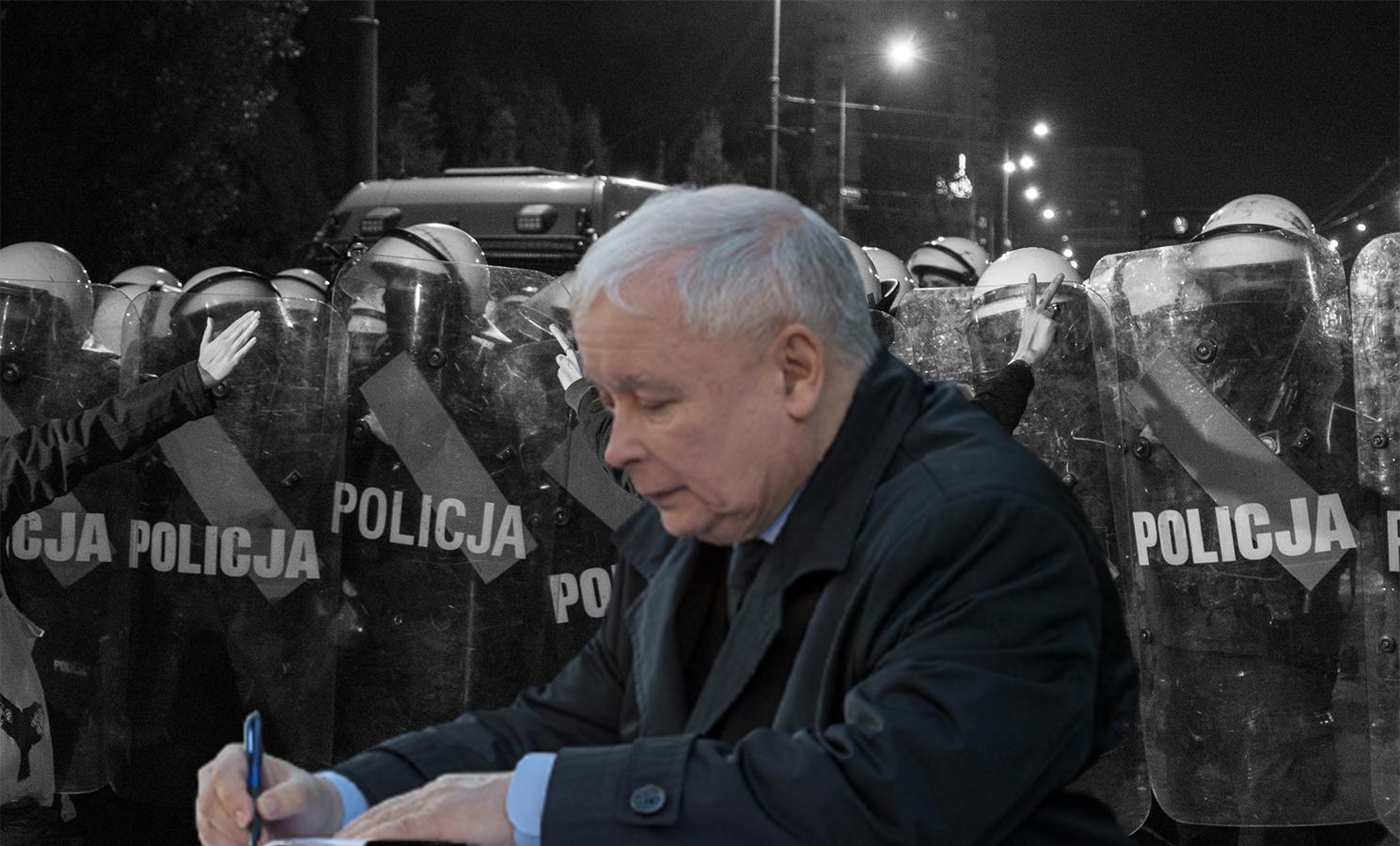 Sondaż: czy Kaczyński powinien zostać zdymisjonowany?