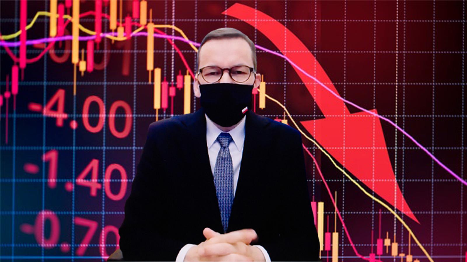 Polska gospodarka wruinie — rząd podnosi podatki