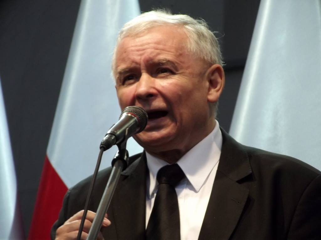 """Kaczyński: """"Sądy wPolsce są politycznie zależne odopozycji. Chcemy toznieść"""""""