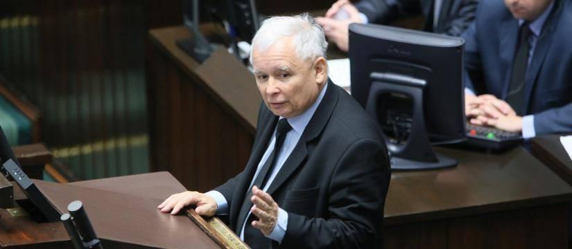 """Kaczyński ocenia: """"PO poszła w stronę lewackiego ekstremizmu"""""""