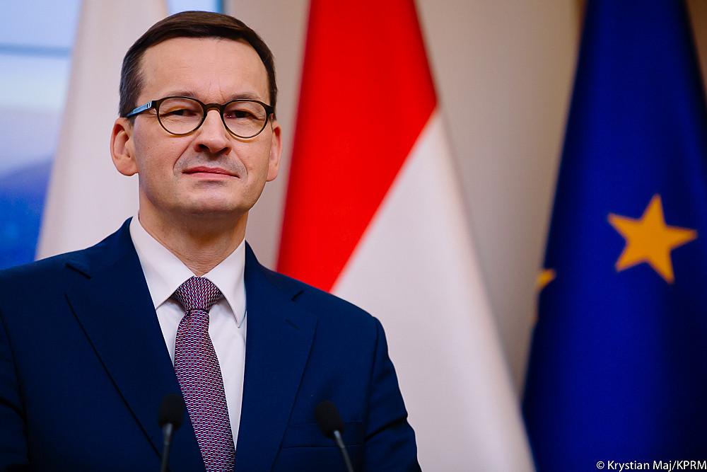 """Morawiecki zapowiada Nowy Ład. """"Trzecia dekada XXI w. może być złotą dla Polski"""""""