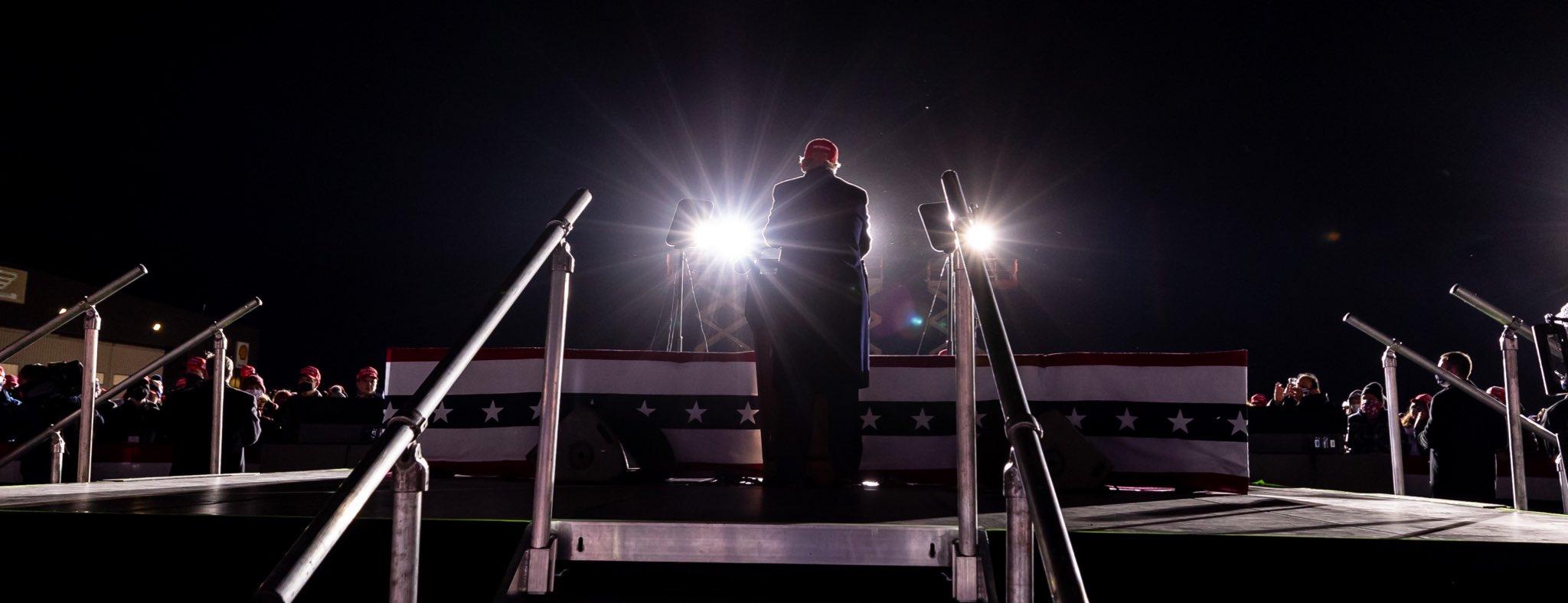 Trump chce ponownie kandydować na prezydenta w 2024