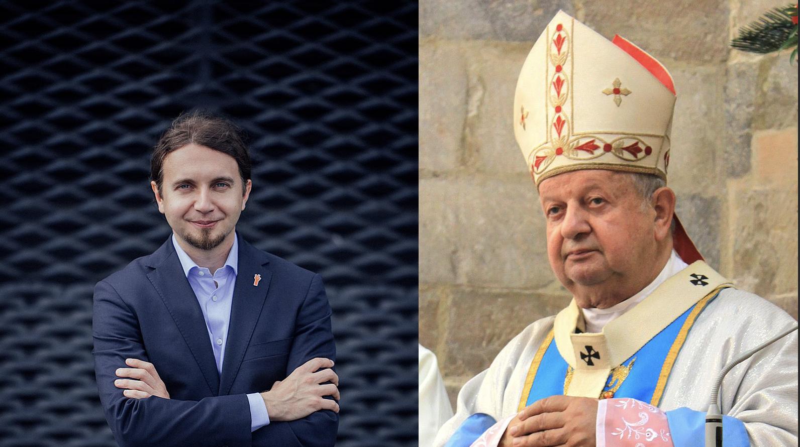 """Europoseł Lewicy wezwany do prokuratury ws. kard. Dziwisza. """"Presja ma sens"""""""