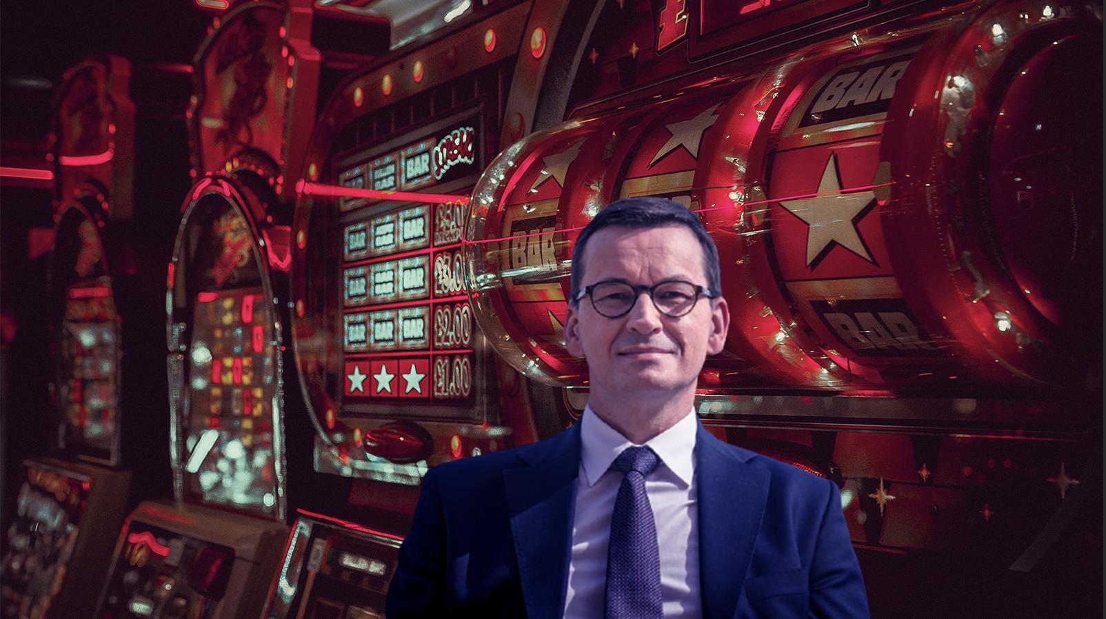 """Dlaczego rząd nie zamyka kasyn? Szef Kancelarii Premiera: """"Nie potrafię odpowiedzieć"""""""