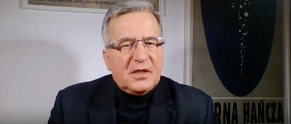 Bronisław Komorowski sprzeciwia się aborcji nażądanie