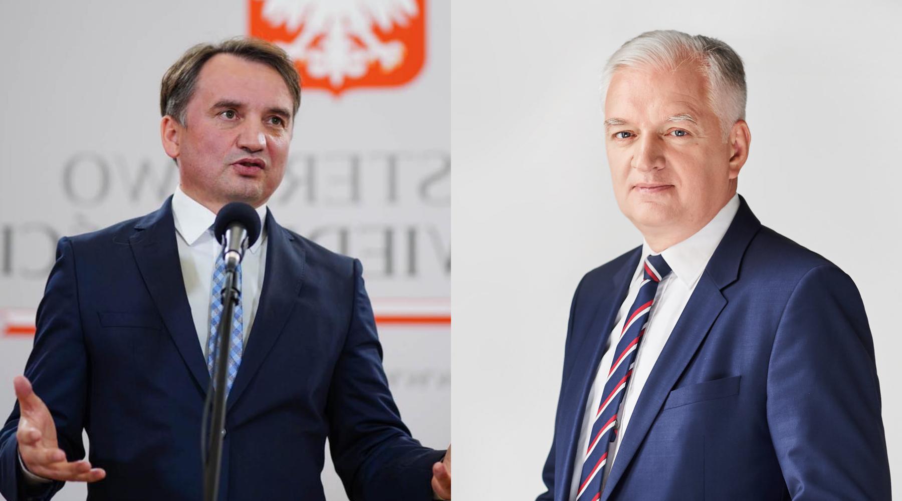 Solidarna Polska nie zagłosuje z koalicjantami. Gowin: Liczymy na głosy opozycji