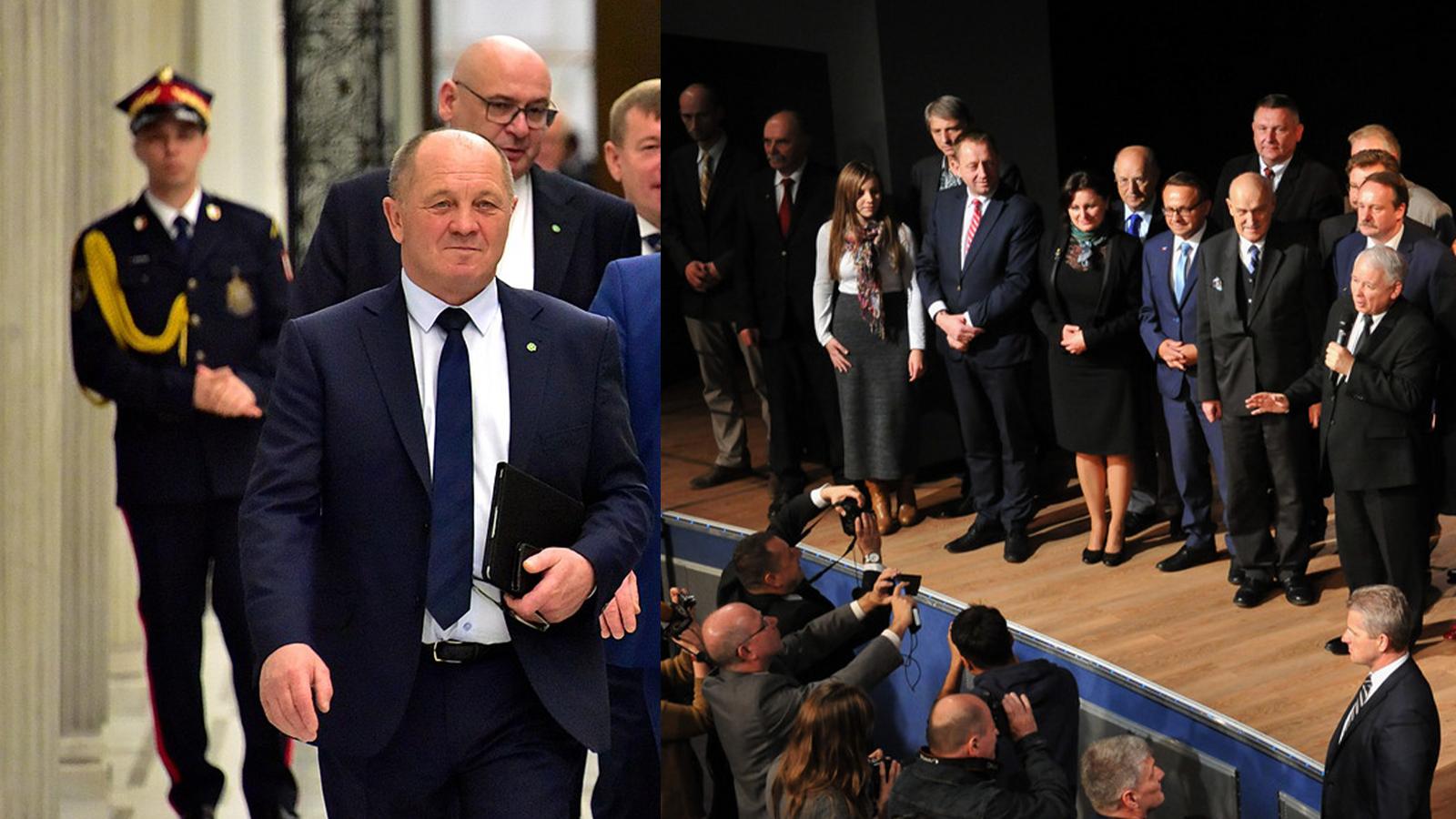 """Sawicki owspółpracy PSL zPiS: """"konflikt doniczego nieprowadzi"""""""