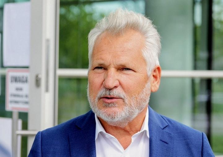 """Kwaśniewski: """"Niepodoba mi się polityka XXI wieku, gdzie zprzeciwnika robi się wroga"""""""