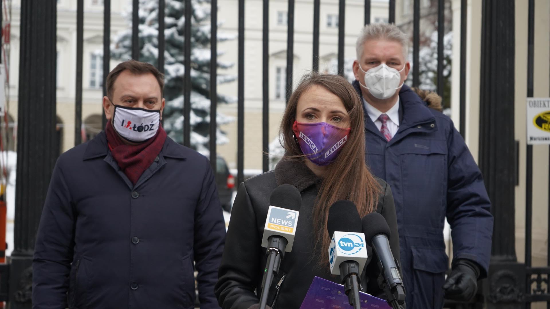 Lewica pyta: Co ukrywa rząd ws. koronawirusa?