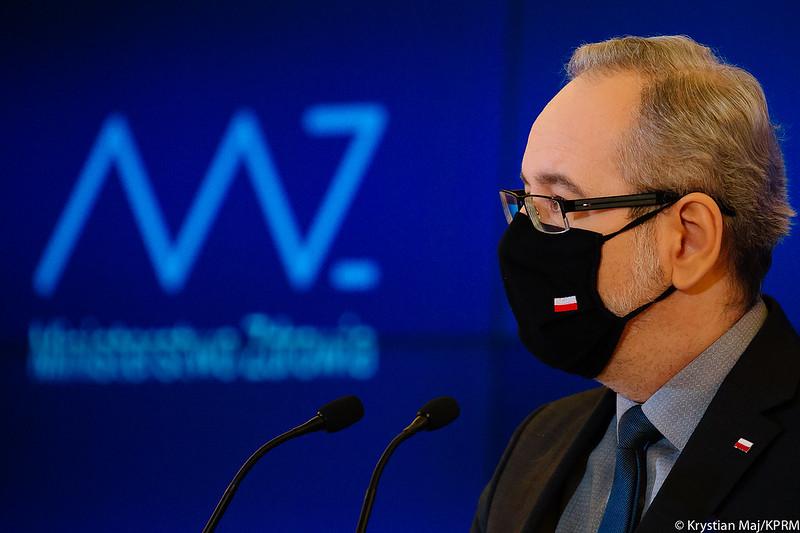"""Niedzielski: """"Wiele razy żałowałem przyjęcia funkcji ministra zdrowia"""""""