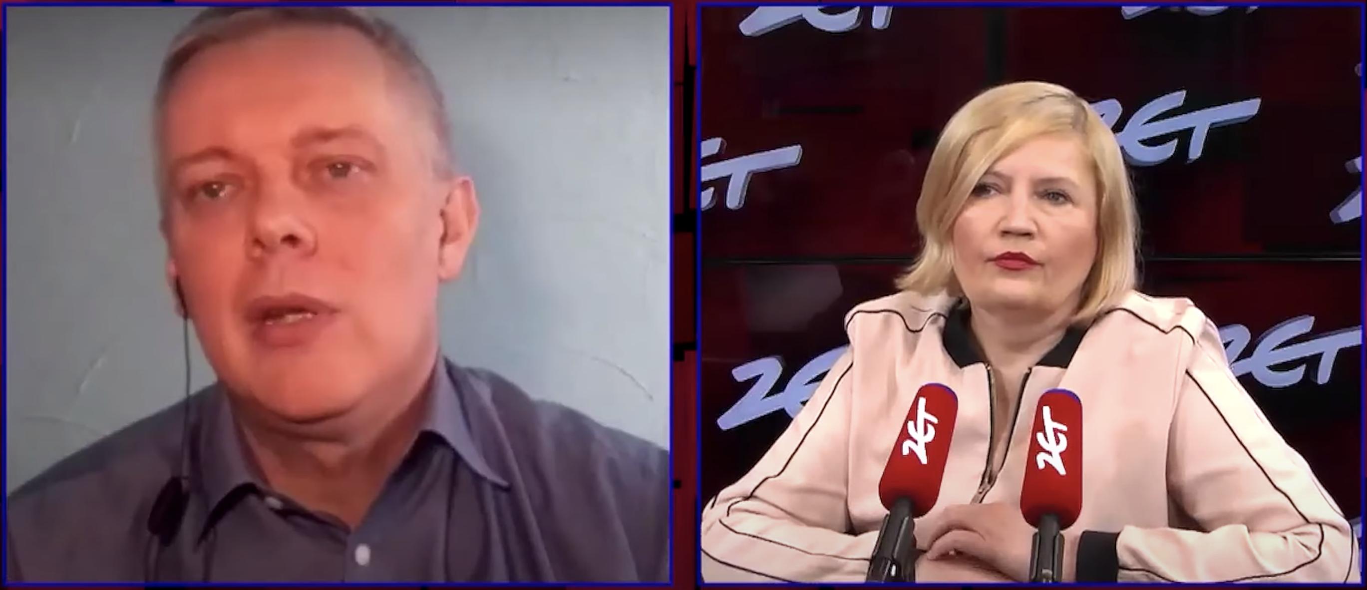 """Wiceprzewodniczący PO: """"Uważam, żeKaczyński jest wybitnym politykiem"""""""