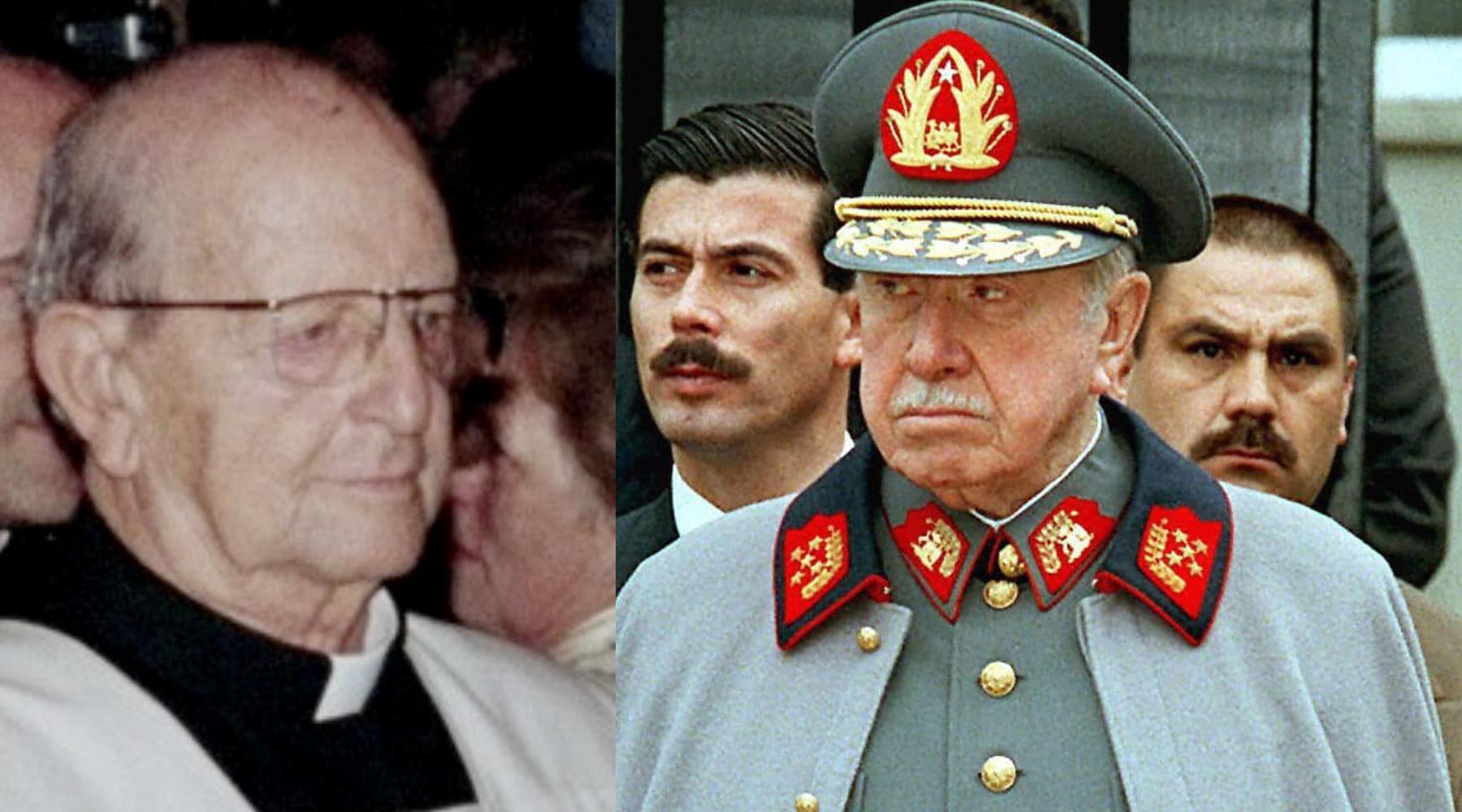 Ksiądz – pedofil na dworze Pinocheta
