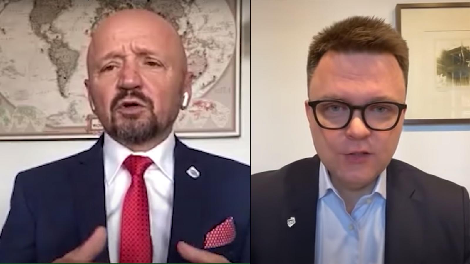 Senator przechodzi z KO do Polski 2050 Szymona Hołowni