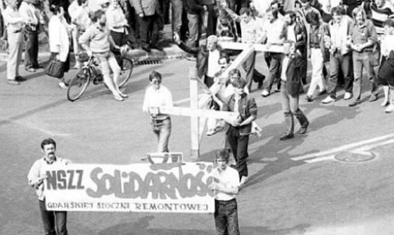 """Klerofaszyzm, zatruty pomiot """"Solidarności"""""""