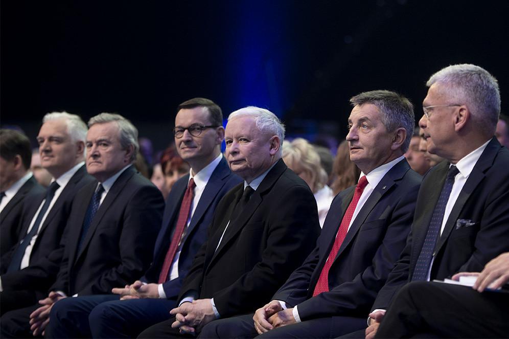 """Kaczyński ostro o koalicjantach: """"Kto rozbija prawicę, działa przeciw Polsce"""""""