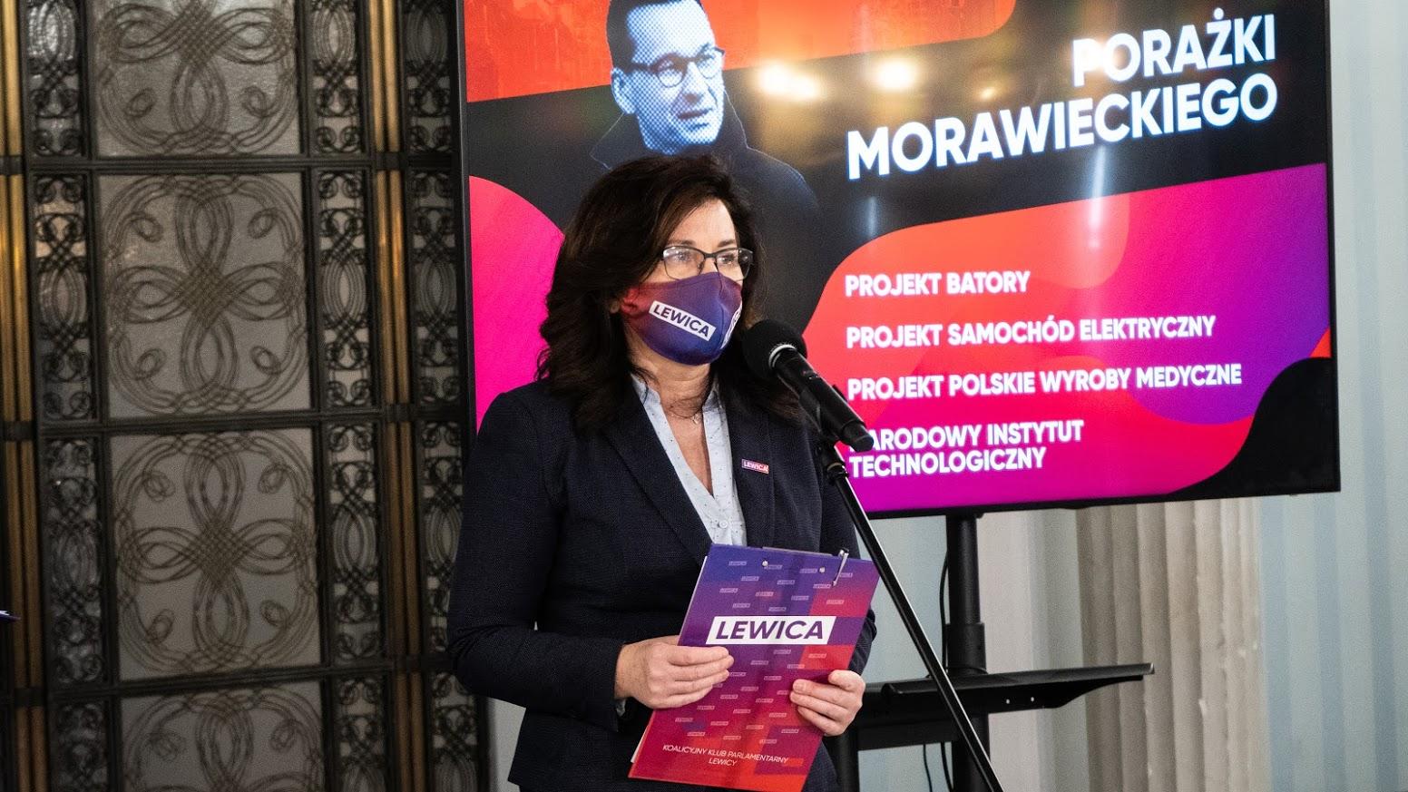 """Rząd wprowadzi """"Nowy ład"""". Lewica przypomina porażkę """"planu Morawieckiego"""""""