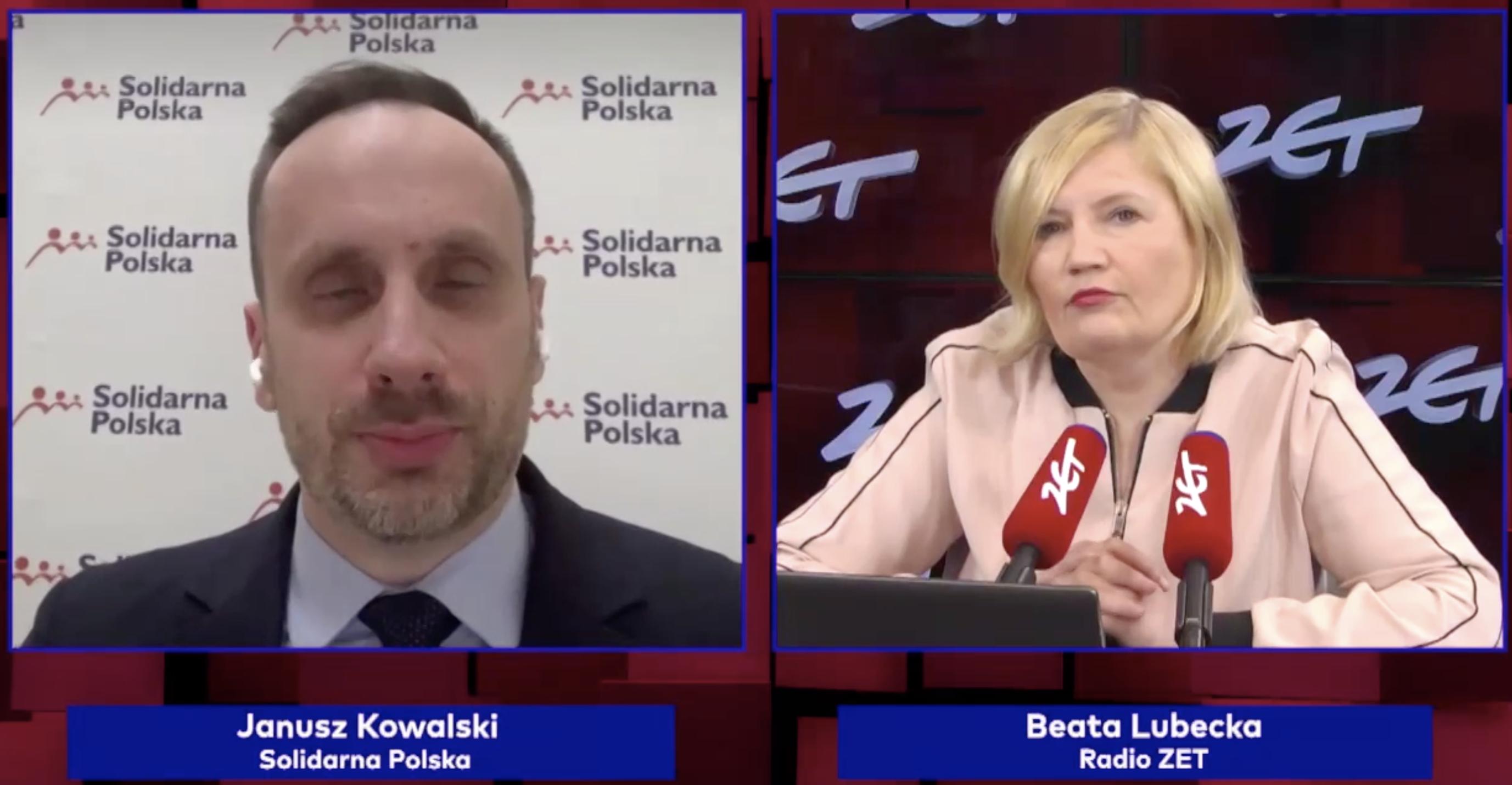 """Solidarna Polska porzuci PiS na rzecz Konfederacji? Kowalski chce sojuszu przeciw """"komunistom"""" i PO"""