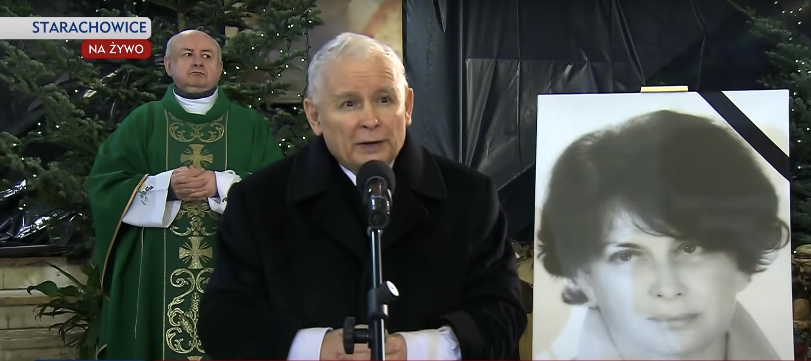 Sanepid umorzy postępowanie ws. mszy z udziałem Kaczyńskiego