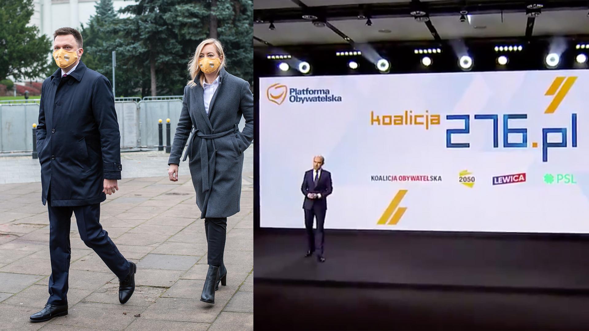 """Posłanka Polski 2050 wątpi w skuteczność Koalicji 276: """"Model anty-PiSu się nie sprawdza"""""""