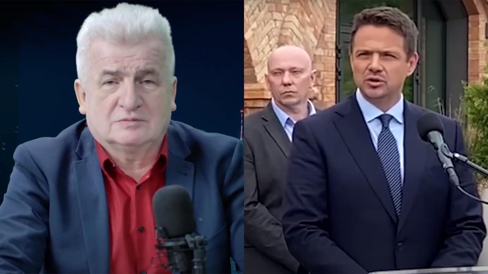 Ikonowicz punktuje BŁĄD Trzaskowskiego. Zobacz, w czym myli się prezydent Warszawy