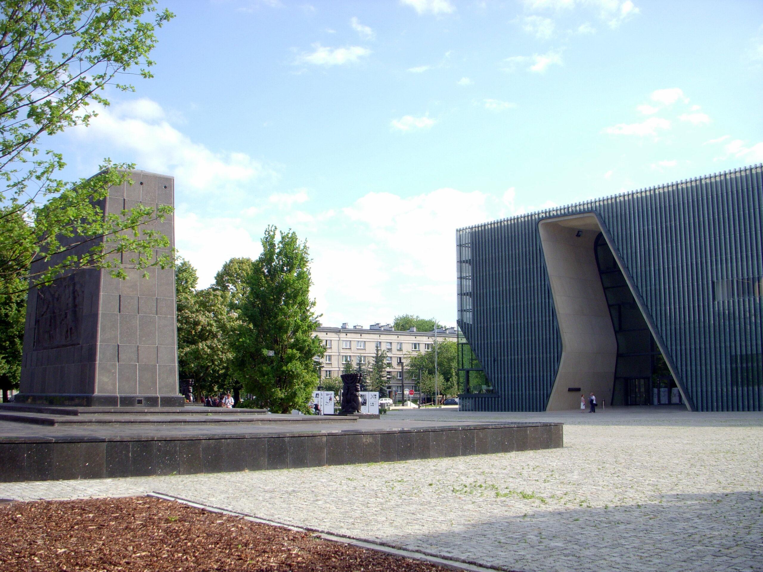 Muzeum POLIN uczci 78. rocznicę wybuchu powstania wgetcie warszawskim