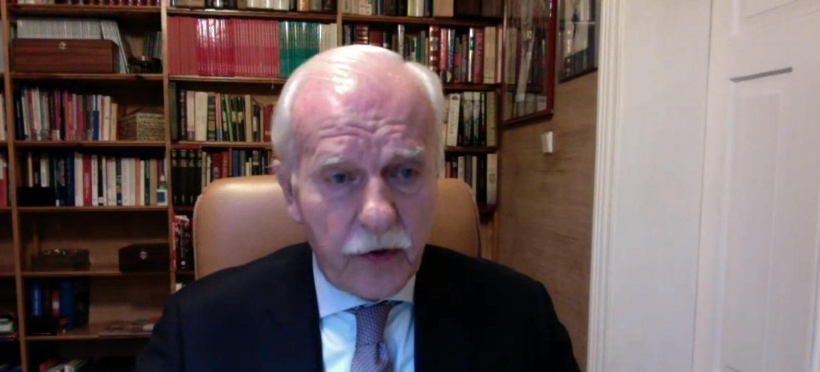Olechowski: Nie wyobrażam sobie, żeby PO nie zagłosowała za Krajowym Planem Odbudowy