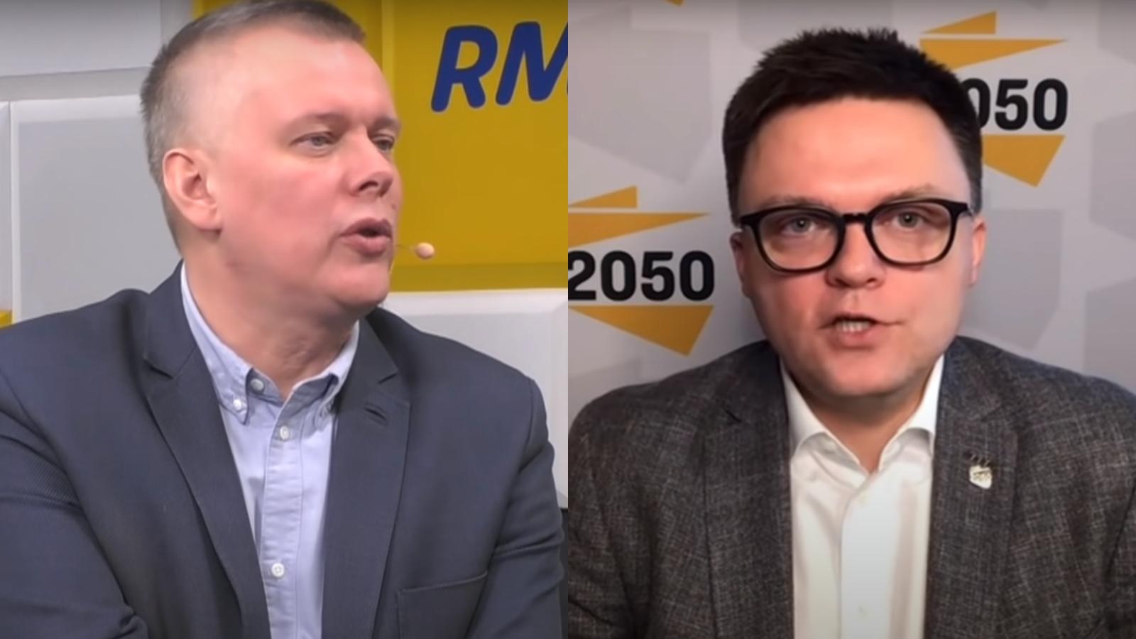 """Siemoniak (PO) do Hołowni: """"Powinien się skoncentrować na wyborcach, nie przejmowaniu posłów"""""""