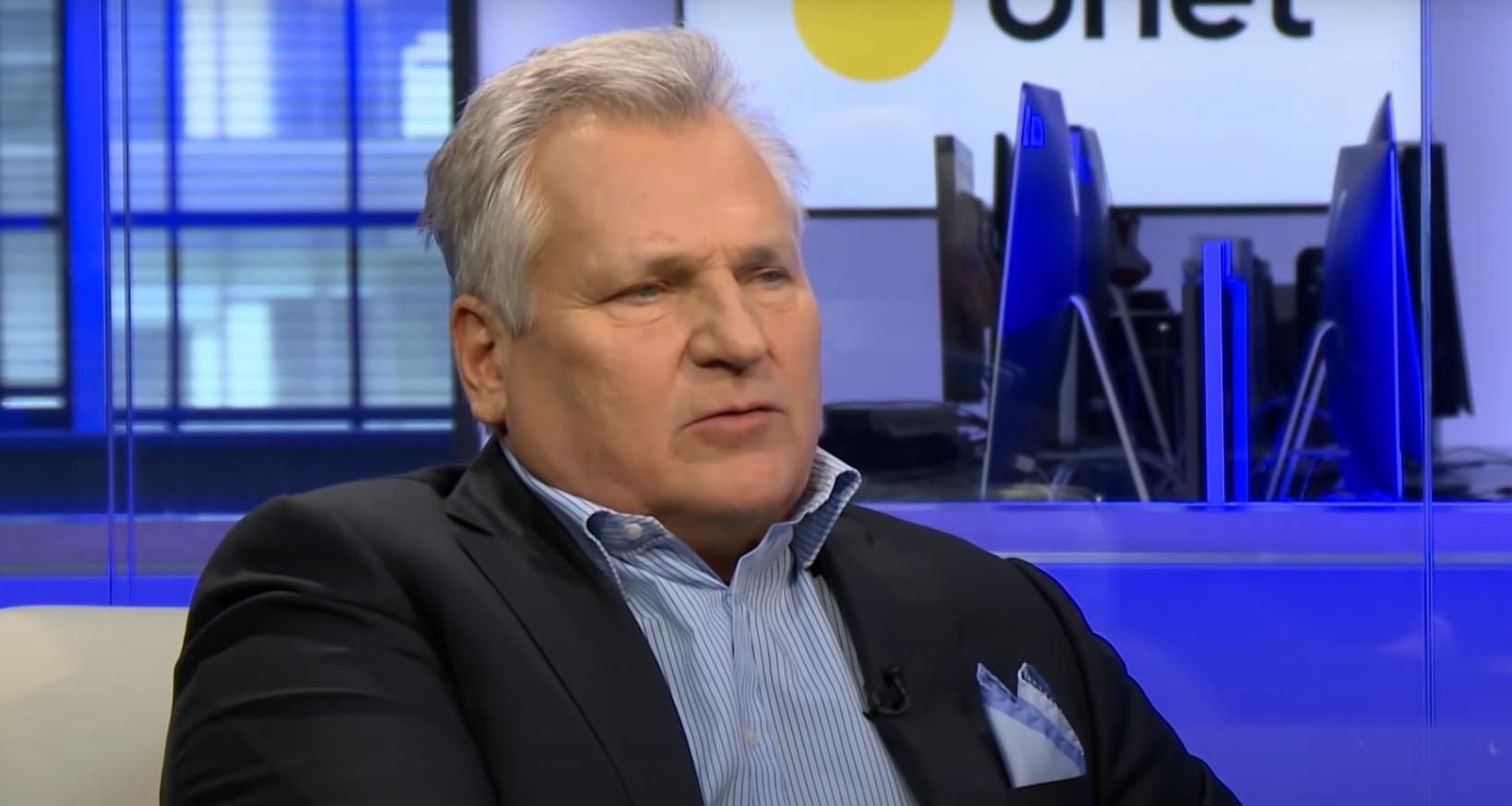 """Kwaśniewski: """"Lewica stanęła na wysokości zadania i postąpiła słusznie"""""""