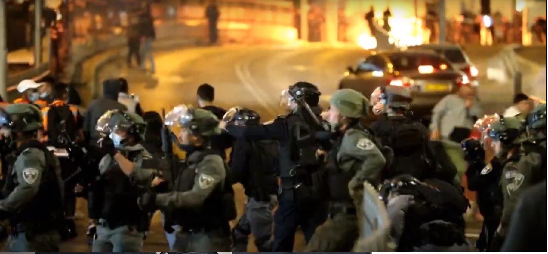 Ponad 100 rannych w starciach Palestyńczyków z policją w Jerozolimie