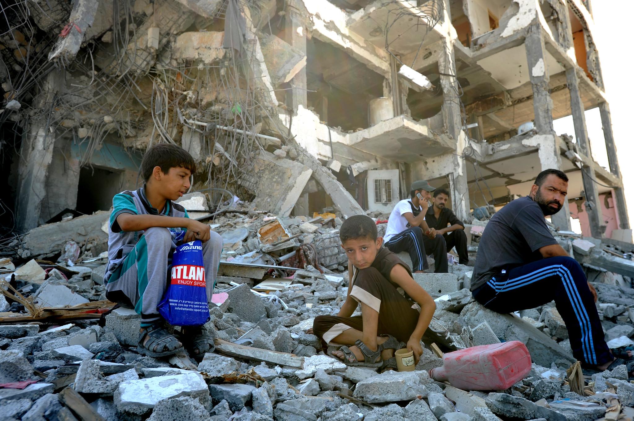 """MSZ Palestyny: """"Zawieszenie broni nie wystarczy"""""""