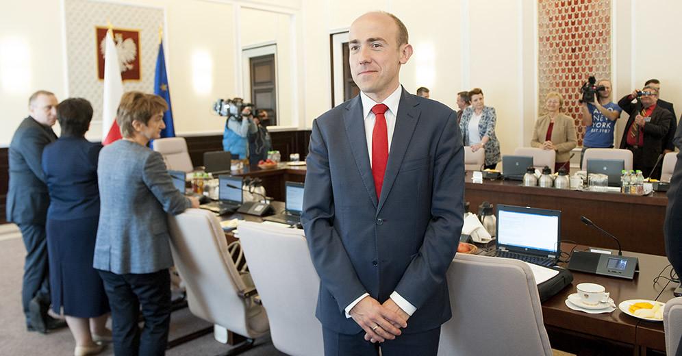 """Polityk POospotkaniu członków partii zBudką: """"Topokazówka dla mediów"""""""