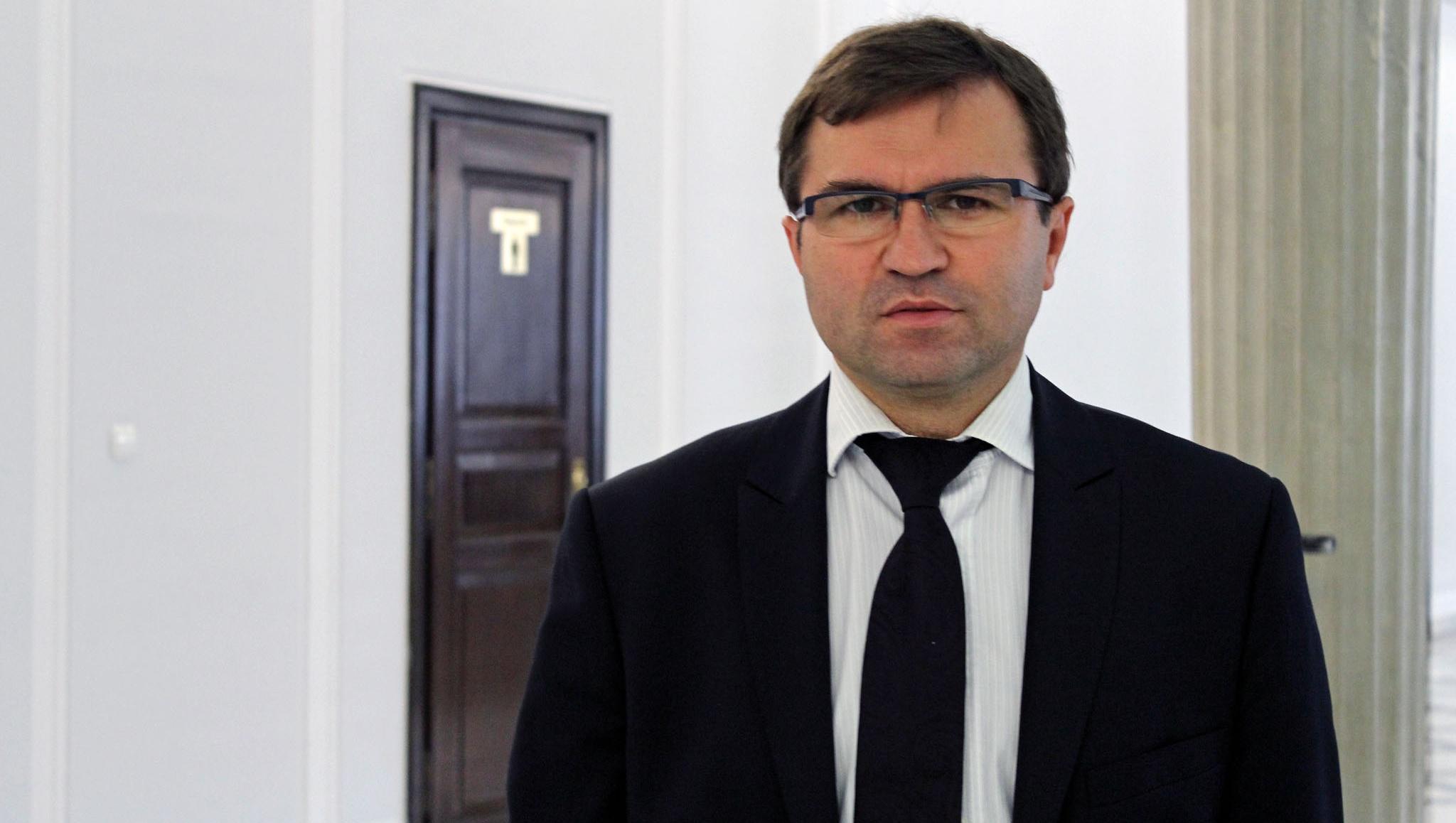 Girzyński (PiS): poprę prof.Wiącka, bo tobardzo dobry kandydat naRPO